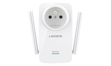 Linksys RE6700, un solvente extensor de red que Amazon nos deja en 35 euros menos