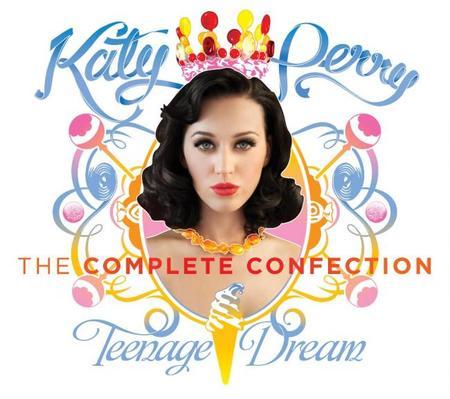 Katy Perry igual te canta que te diseña pestañas postizas... ¡Viva el pluriempleo!