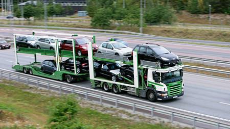 Los camiones tendrán que ir por autopista de peaje