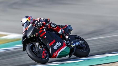 Dovizioso Jerez Aprilia 2021