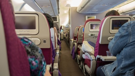 Series A Bordo Avion