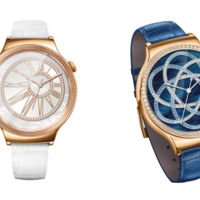 Jewel y Elegant, las versiones lujosas del Huawei Watch