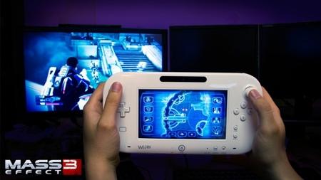 Ya tenemos las primeras imágenes de 'Mass Effect 3' para Wii U