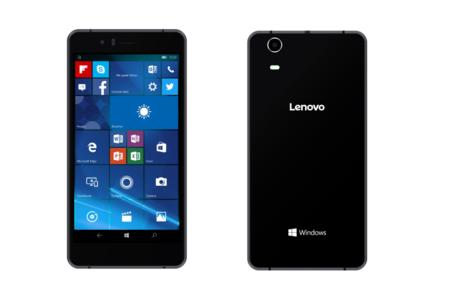 Increíble, pero cierto: Lenovo presenta su primer Windows Phone, SoftBank 503LV