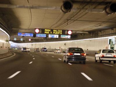 """Guerra abierta contra la contaminación en Madrid: en 2020 los """"coches no limpios"""" se quedarán fuera"""