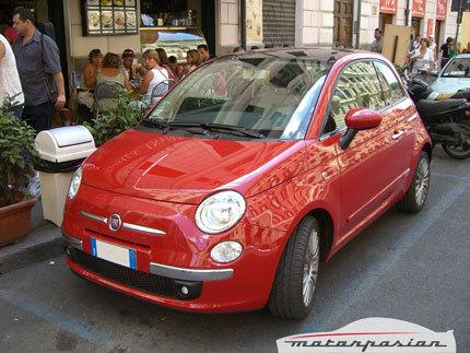 El nuevo Fiat 500 en vivo