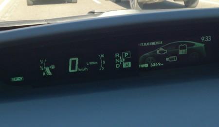Toyota Prius Prueba 20