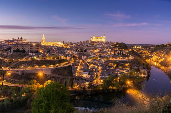 Mejores miradores de Toledo