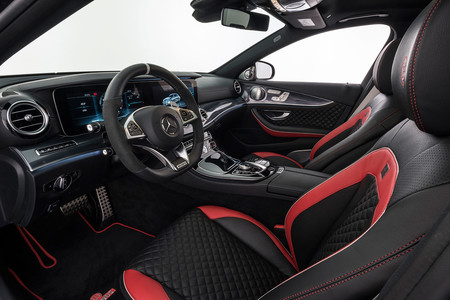 Brabus 800, el Mercedes-AMG E 63S 4Matic+ de 800 CV