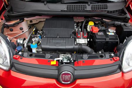 Motor 875 cc dos cilindros Turbo de GNC