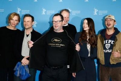Von Trier prepara una película de terror