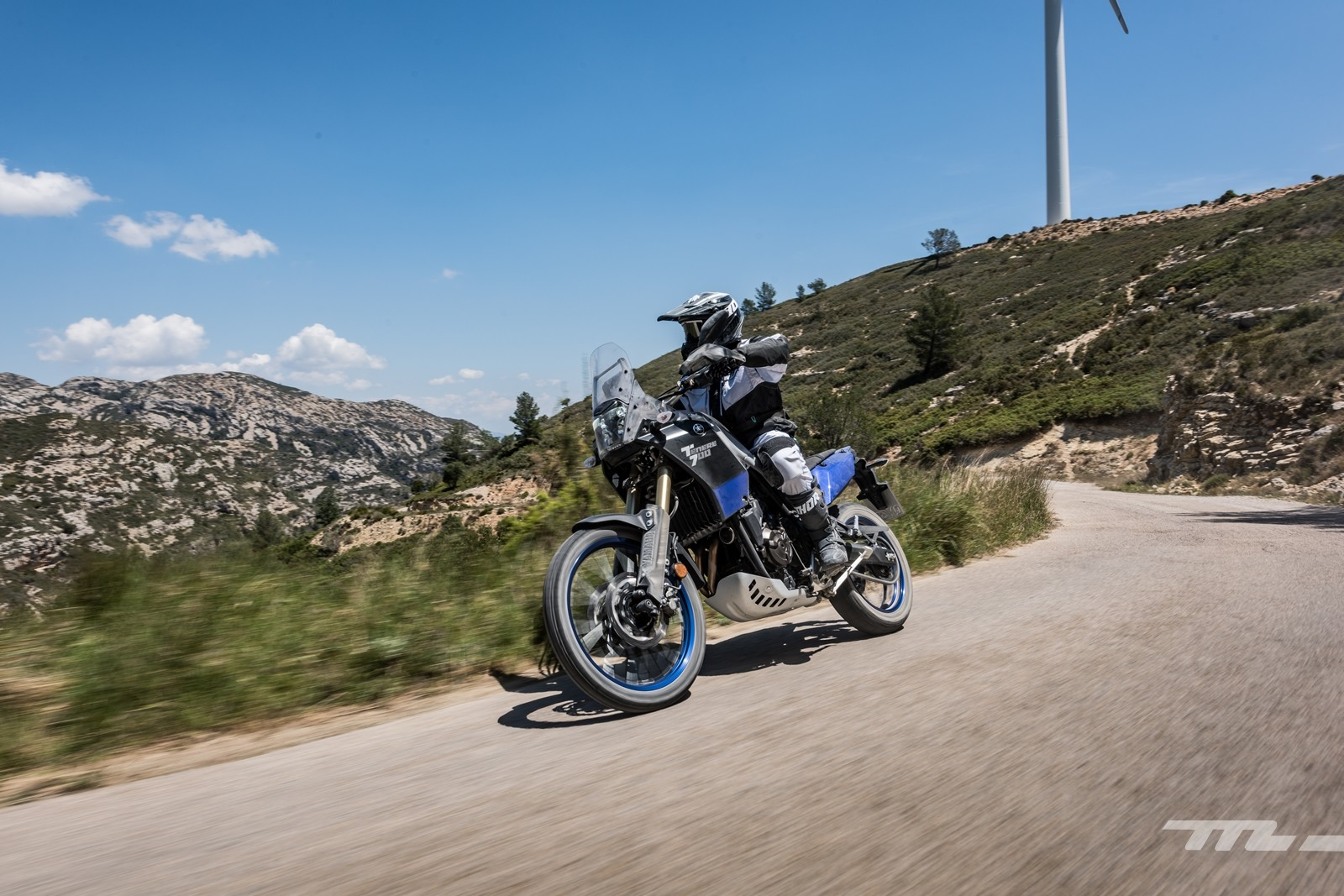 Foto de Yamaha XTZ700 Ténéré 2019, prueba (11/53)