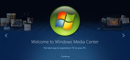 Instalando Media Center en un Windows 8