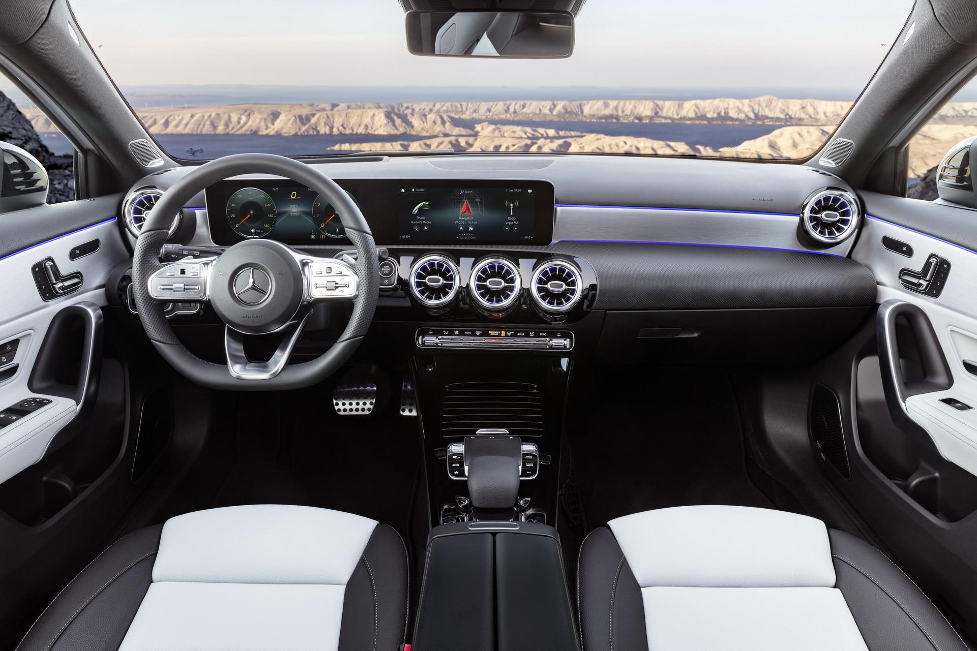 Foto de Mercedes-Benz Clase A 2019 (6/39)