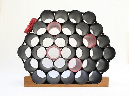 La adivinanza decorativa del viernes: en círculos