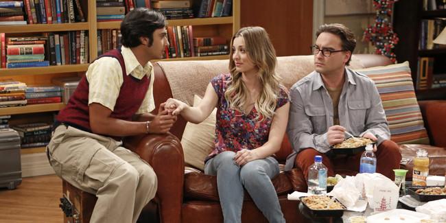 O The Big Bang Theory Facebook