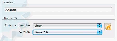 Instalación de Máquina Virtual de Android en VirtualBox