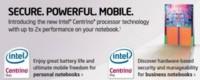 Intel Centrino <em>Pro</em> y <em>Duo</em> (antes <em>Santa Rosa</em>), presentados ya oficialmente
