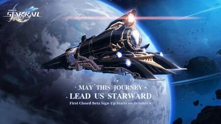 Honkai: Star Rail es el nuevo juego de los creadores de Genshin Impact y ya está anunciada su beta cerrada