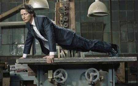 James McAvoy, joven actor británico a tener en cuenta