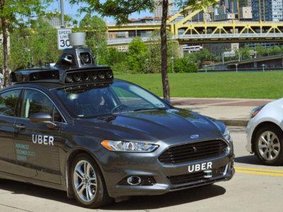 El primer coche autónomo de Uber arranca sus pruebas en las calles de Pittsburgh