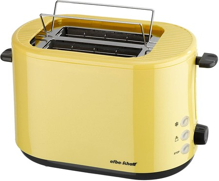 tostadora amarillo