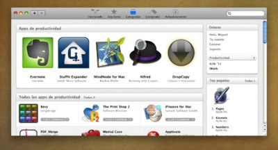 Productividad en la Mac App Store: algunas aplicaciones para mejorar tu organización