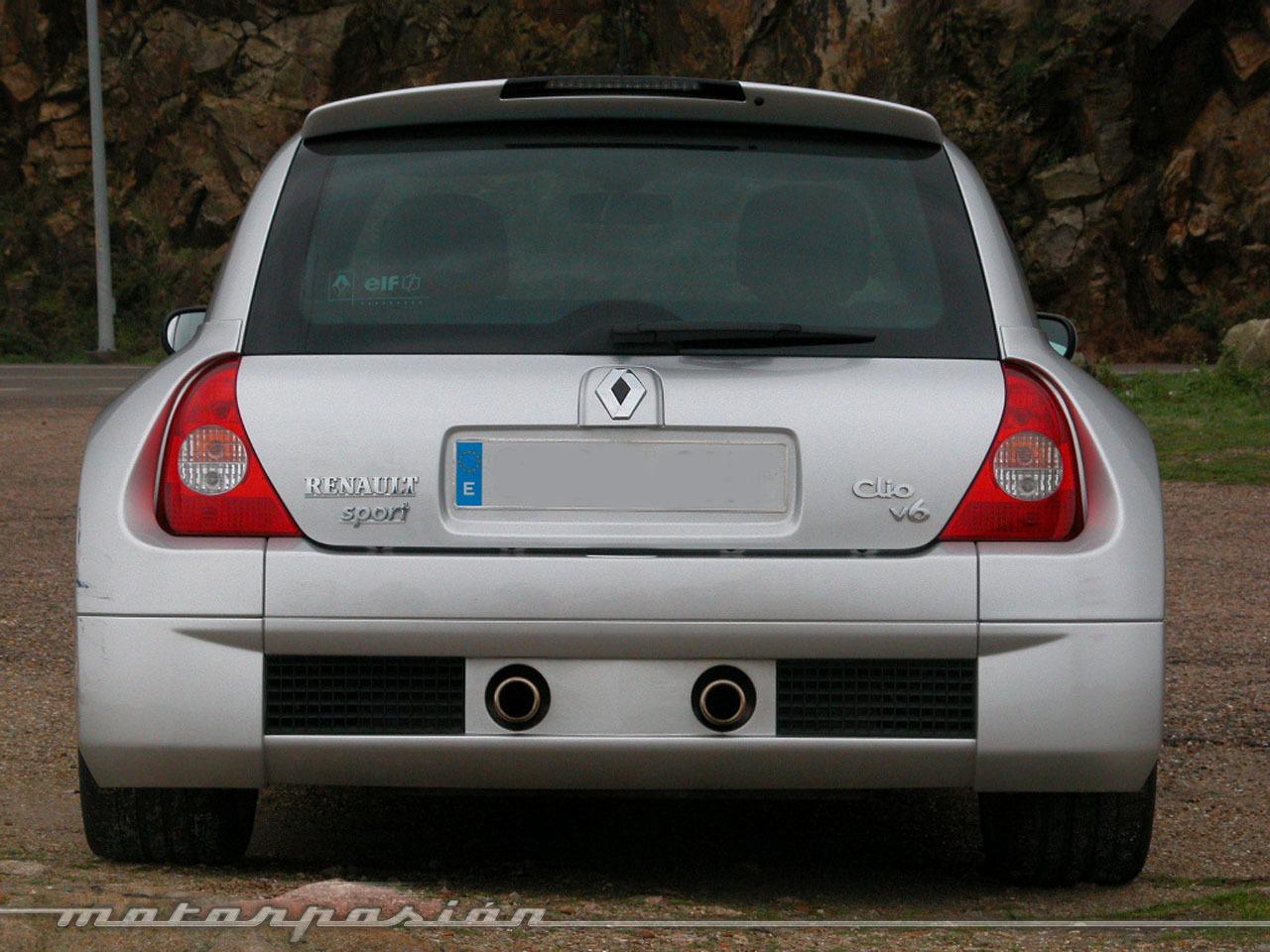 Foto de Renault Clio V6 (15/16)