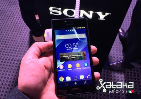 Sony Xperia M2, primeras impresiones