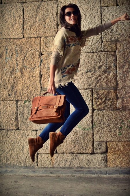 Alexandra Per Moda en la calle