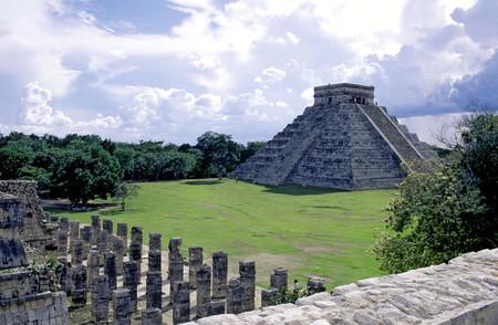 Utilizarán Drones en el área de Chichén Itzá, México para descifrar la geografía sagrada maya
