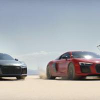 Dos Audi R8 y el Valle de la Muerte son los protagonistas de este nuevo video
