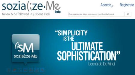 SozializeMe quiere convertirse en el About.me español