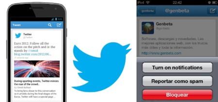 Twitter actualiza su aplicación para iOS y Android: nuevas notificaciones, tweets expandidos y otras mejoras