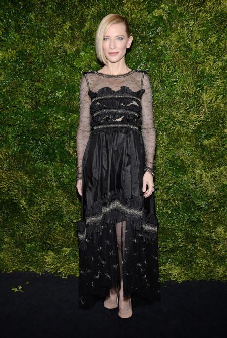Museum Of Modern Arts Gala Cate Blanchett Diane Kruger 2015 Chanel 2