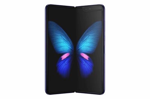 Galaxy Fold, el primer smartphone plegable de Samsung está aquí: seis cámaras, dos baterías y de 4.6 a 7.3 pulgadas con un doblez