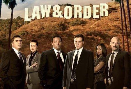 'Law & Order: LA', es lo mismo, pero no es igual