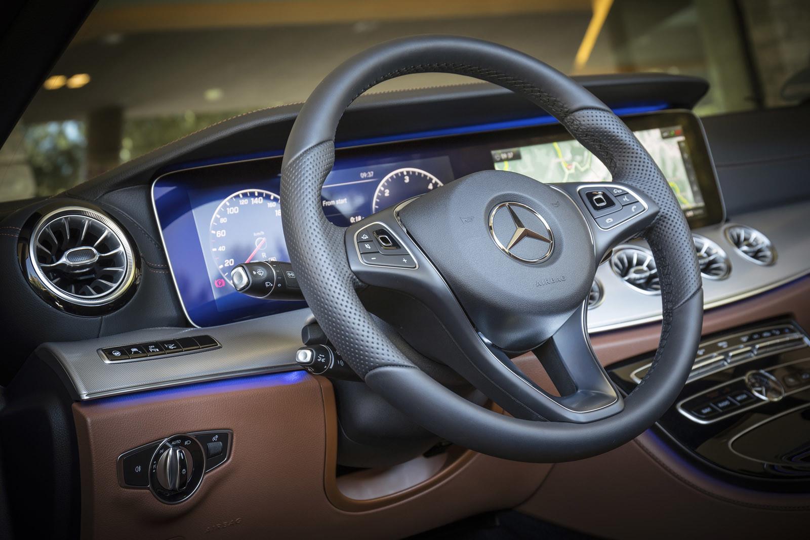 Foto de Mercedes-Benz Clase E Cabrio, toma de contacto (28/156)