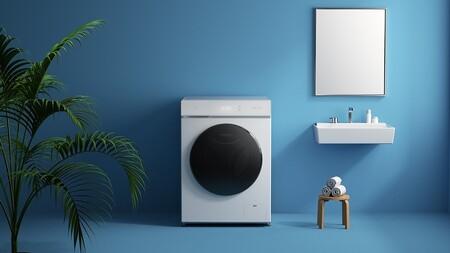 Xiaomi anuncia el lanzamiento de su nueva lavadora y secadora inteligente de alta capacidad para el próximo 27 de septiembre