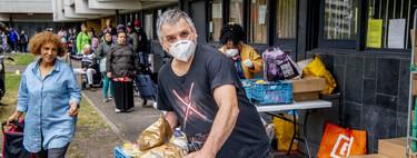 Efecto inesperado de la Covid: barrios pobres se desenganchan de la comida rápida en favor de la casera