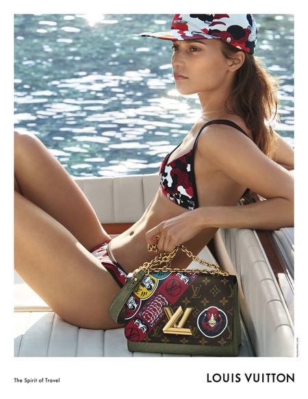 Alicia Vikander Para Louis Vuitton 5