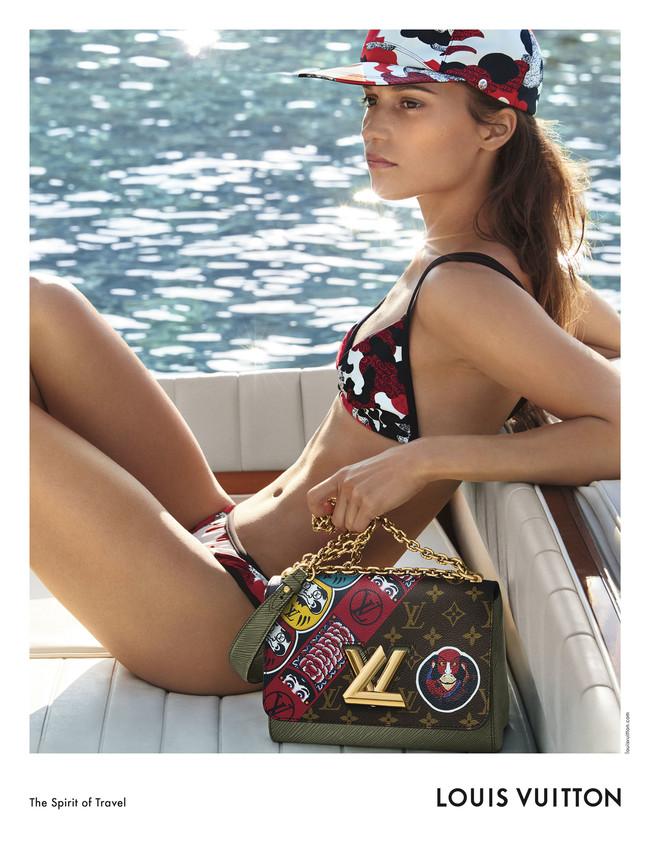 Alicia Vikander Para Louis Vuitton 5