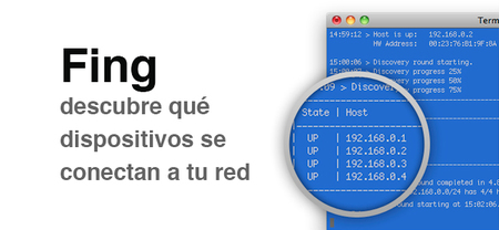 Fing, detecta si hay intrusos en tu red wifi