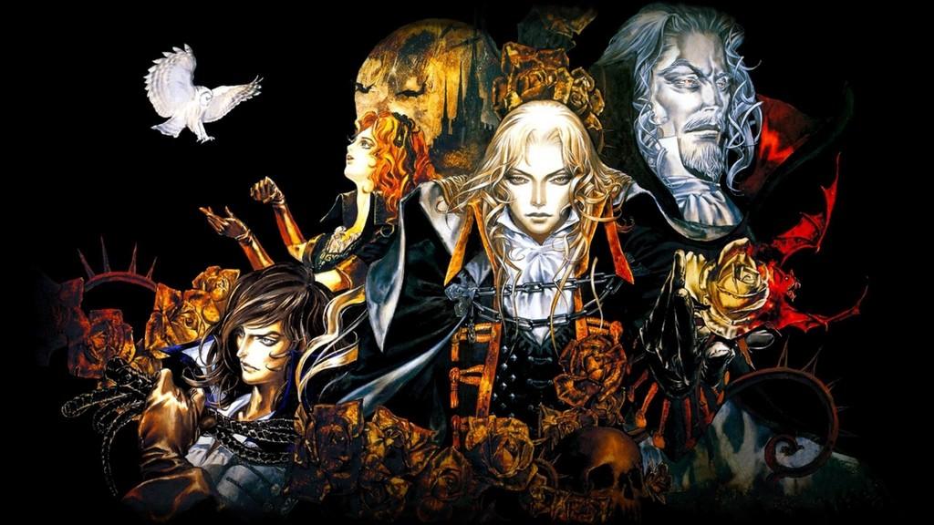 Konami registra Castlevania Requiem: Symphony of the Night y Rondo of Blood juntos para PS4