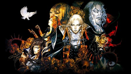 Konami registra Castlevania Requiem:  Symphony of the Night y Rondo of Blood juntos para PS4