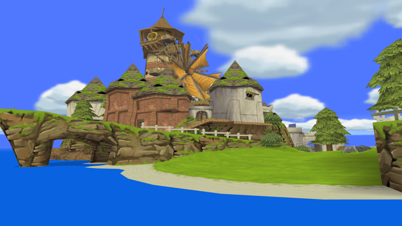 Foto de The Legend of Zelda: Wind Waker HD - 24/01/2013 (5/10)