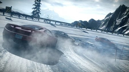 GamesCom 2011: 'Need for Speed: The Run', correr bajo una avalancha de nieve no puede ser bueno