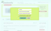 Tweetworks, la opción más sencilla para crear grupos de usuarios en Twitter