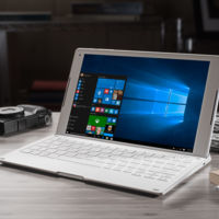 Alcatel 10 PLUS: tablet con teclado desmontable y Windows 10 llega a México