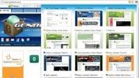 Accede a cualquiera de las pestañas abiertas en Chrome con miniaturas